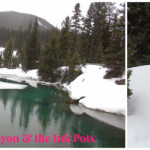 Hiking: Johnston Canyon & the Ink Pots (Take Two)