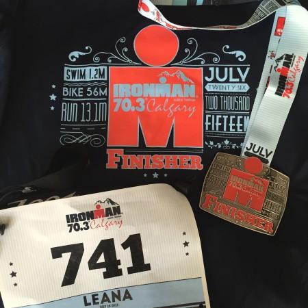 The Short Story: Ironman 70.3 Calgary
